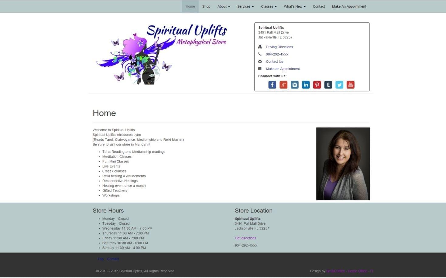 Spiritual Uplifts